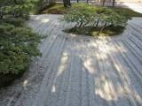 Zen garden at Ryoanji Temple, Kyoto