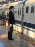 Shinkansen train controller