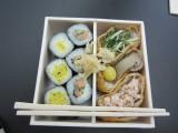 Bento box meals at Kansai Airport