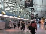 At Kansai Airport