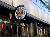 Our alternative breakfast spot, close to the Kyoto Station,  Good COFFEE !!!