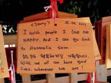 Heian Shrine message