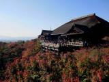 Kiyomizudera Temple on a hilltop