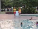 Lifesavers at the Cairns Swimming Lagoon