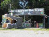 Daintree River Cruises office!