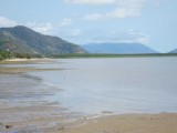 Cairns foreshore beach
