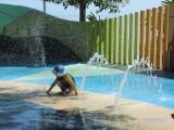 Safe play at Muddy Park children's playground,  Cairns