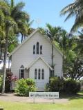 Church,  Port Douglas
