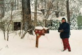 Snowday - no school today!