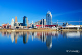 Cincinnati Skyline (Day)