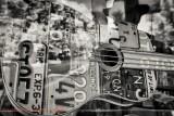 Licensed Guitar