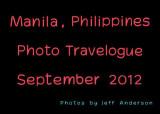 Manila, Philippines (September 2012)