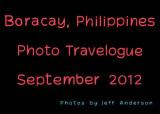 Boracay, Philippines (September 2012)