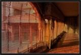 A Corridor Into Bikaner Maharajah's Palace.