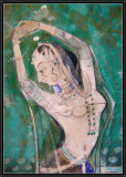 The Dance of Seduction. Chitra Shala - Bundi.