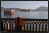 Jal Mahal and Man Sagar Lake - Jaipur.