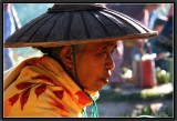 An Intha. Nampan Market (Five Days Market).