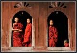 Kyaung Shwe Yanghwe Monastery.