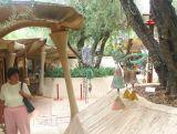 Bell shopping at Arcosanti