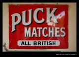 Vintage Signs #9, Beamish Living Museum