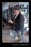 Lamp Cabin Miner, Beamish Living Museum