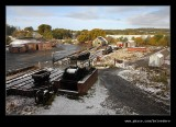 View from Colliery, Beamish Living Museum