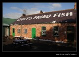 Davy's Fried Fish Shop, Beamish Living Museum