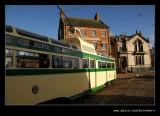 Blackpool No 304 Tram #5, Beamish Living Museum