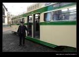 Blackpool No 304 Tram #8, Beamish Living Museum