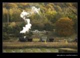 Steam Elephant Underway, Beamish Living Museum