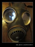 WWII Gas Mask, Bletchley Park