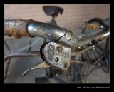 Vintage Bicycle, Bletchley Park