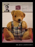 Porgy (Alan Turing's Teddy Bear), Bletchley Park