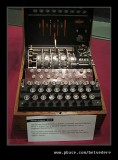 Abwehr (German Secret Service) Enigma Machine, Bletchley Park