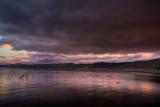 Washoe Lake Dusk