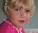 My little friend Elisa