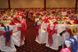 Tables by ALL EVENTS PHOTOGRAPHY & VIDEO PRODUCTIONS