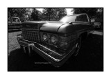 Cadillac Fleetwood, Ecquevilly