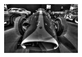Cars BW HDR 8