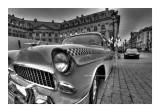 Cars BW HDR 9