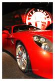 Alfa Romeo 8C, Paris 2008