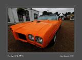 PONTIAC GTO 1970 Le Mans - France