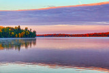 Otter Lake At Sunrise 29766