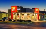 McCafé At Dawn 20121119