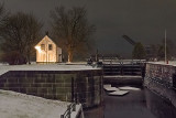 Detached Lock At Night 20121210
