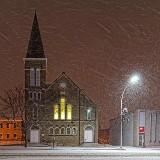 Snowy First Baptist Church 20121221