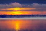 Lower Rideau Lake At Sunrise 30772
