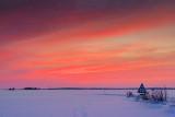 Lower Rideau Lake Clouded Sunrise 20130108