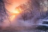 Falls Mist At Sunrise 20130210