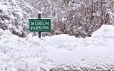 Snowy Museum Parking 33843